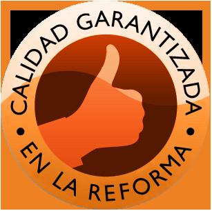 Proyecta Hogar ofrece una reforma de primer nivel, garantizada mediante nuestro sello de calidad.