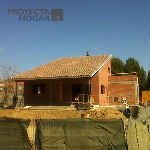 Construcción de Obra Nueva en Hostalets de Pierola