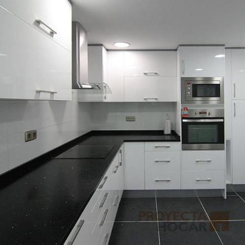 Reforma cocina proyecta hogar page 2 - Muebles en cornella ...
